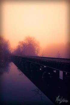 Sherbet Sunrise by Micheal Landers