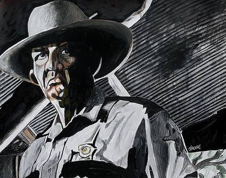 Jeremy Moore - Sheriff Hoyt