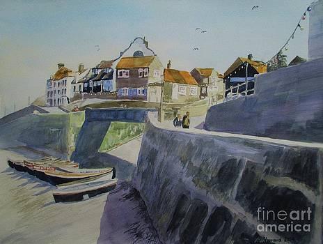 Martin Howard - Sheringham Seafront Circa 1975