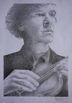 Sherlock Holmes by Bitten Kari