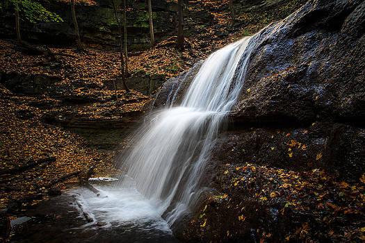 Sherman Falls by Kim Aston