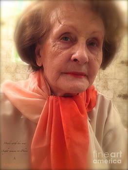 She's always in my heart. I love so much my mother . 20/11/2013. by  Andrzej Goszcz