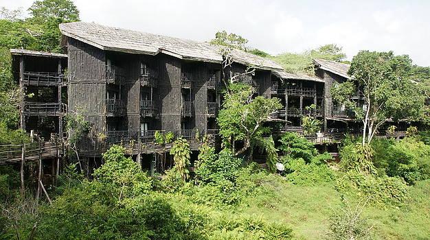 Shimba Lodge by Olaf Christian