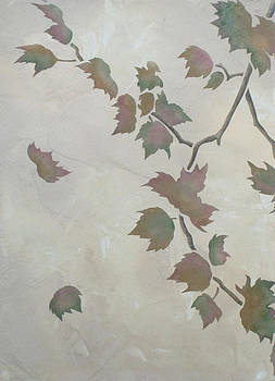 Shimmering Sycamore by Katie Fitzgerald