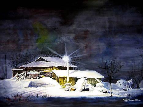 Shining Light Thru Darkness by Bryan Ahn