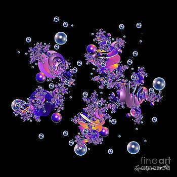 Shiny Bubbles by Leona Arsenault