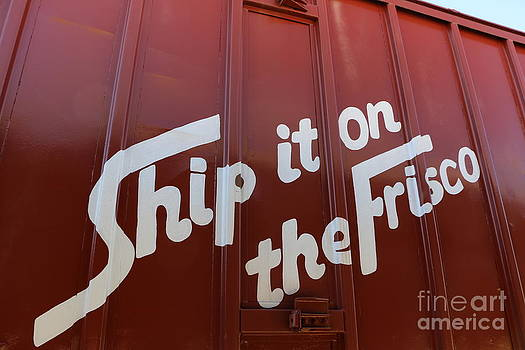 Ship it on the Frisco Train by Light Rapture