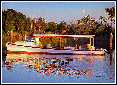 Shipping Creek Kent Island by Dale Hall