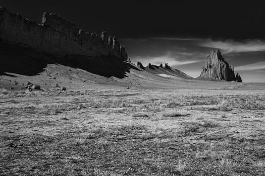 Shiprock by Tassanee Angiolillo