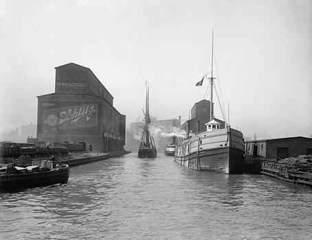 Steve K - Ships in the harbor