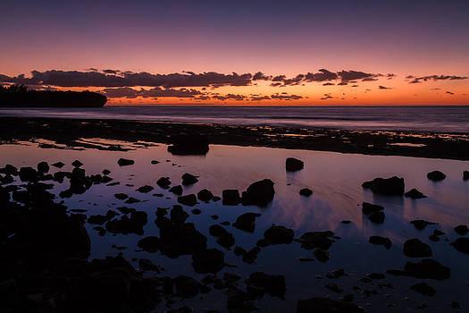 Roger Mullenhour - Shipwreck Beach Sunrise