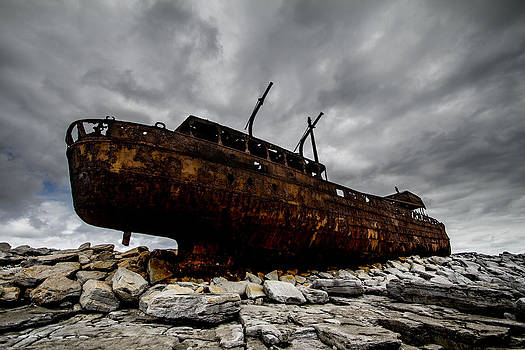 Shipwrecked by Creative Mind Photography