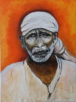 Shirdi Sai by Padma Prasad