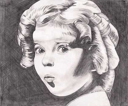 Shirley Temple by Beverly Marshall