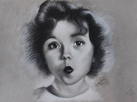 Shirley Temple by Samantha Howell
