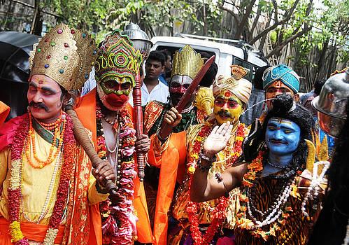 Shiva and Gang by Money Sharma