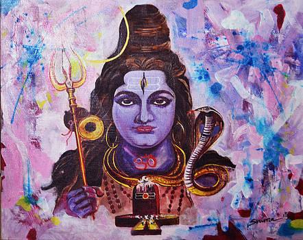 Shiva by Souma Deb