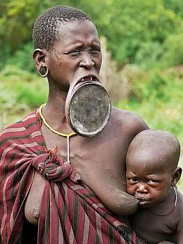 Shocking Africa by Liudmila Di