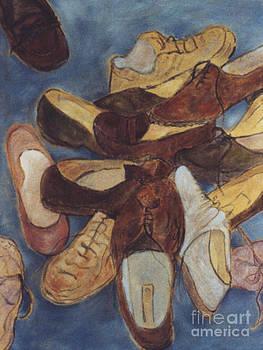 Shoe Inn by Marlene Robbins