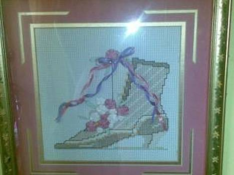 Shoe Lace by Ghee Flores