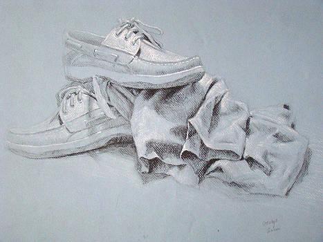 Shoes by George  Bason