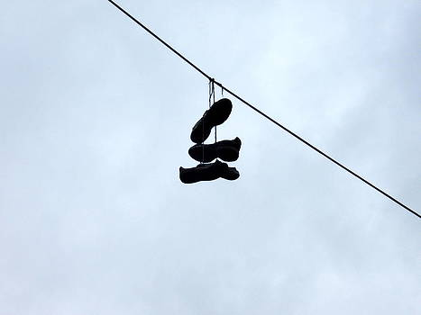 Marc Philippe Joly - Shoes on the Line