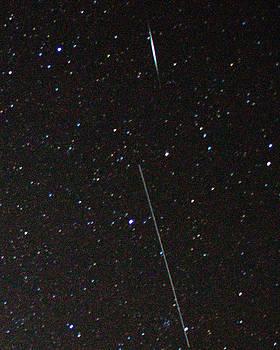 Shooting Star by Kelli Howard