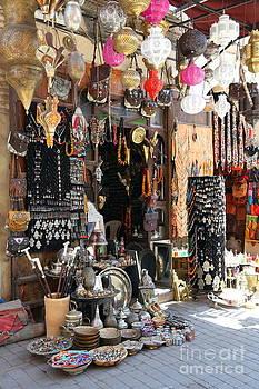 Sophie Vigneault - Shop in the Medina