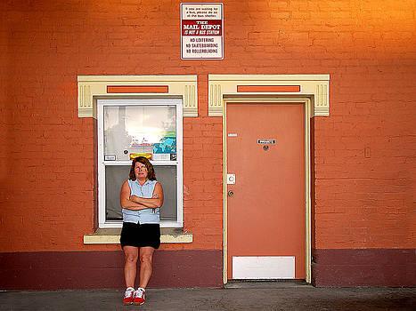 Shopkeeper by Joe Luchok