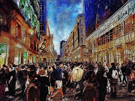 Shopping Madness by Cary Shapiro