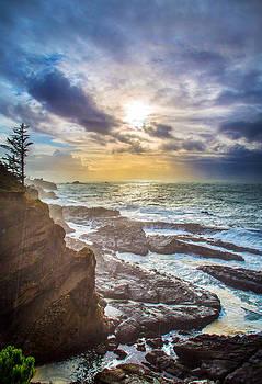 Shore Acres Storm by Robert Bynum