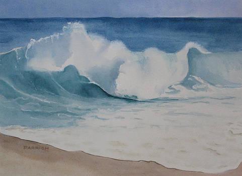Shore Breaker by Parrish Hirasaki