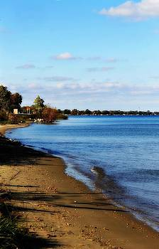 Shore Line by Rebecca Frank