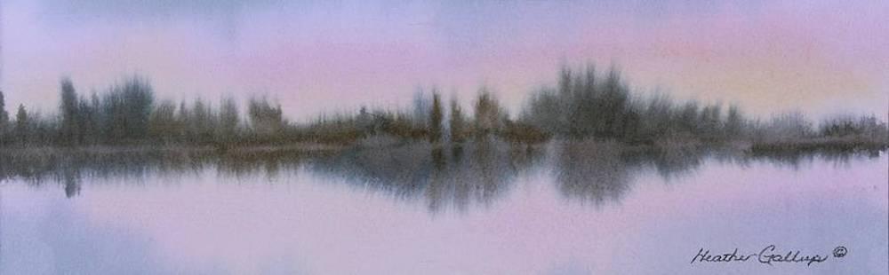 Shoreline by Heather Gallup