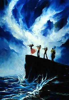 Shoreline Music by Lynette Yencho