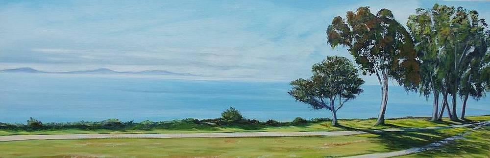 Shoreline Park Santa Barbara by Jeffrey Campbell