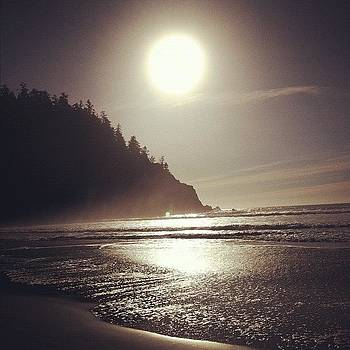 Short Sands Beach, Oregon by Michelle White