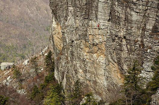Shortoff Climbing  by Adam Paashaus