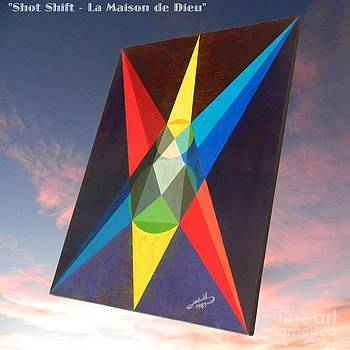 Shot Shift - La Maison De Dieu 1 by Michael Bellon