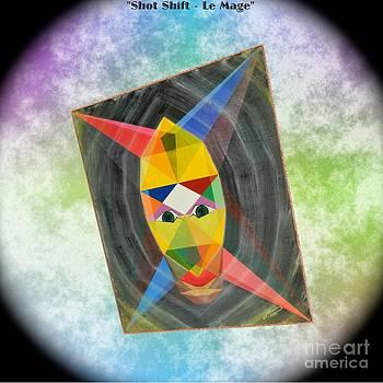 Shot Shift - Le Mage 1 by Michael Bellon