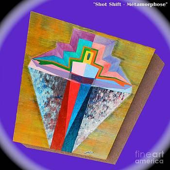 Shot Shift - Metamorphose 2 by Michael Bellon