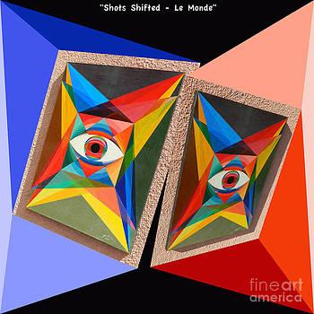 Shots Shifted - Le Monde 1 by Michael Bellon