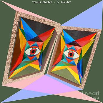 Shots Shifted - Le Monde 4 by Michael Bellon