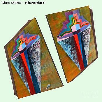 Shots Shifted - Metamorphose 1 by Michael Bellon