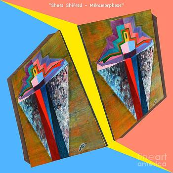 Shots Shifted - Metamorphose 3 by Michael Bellon