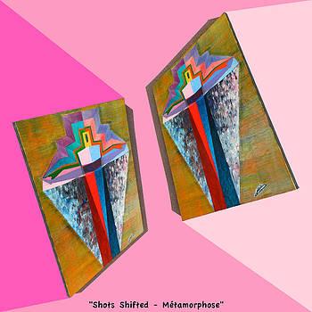Shots Shifted - Metamorphose 6 by Michael Bellon