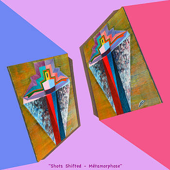 Shots Shifted - Metamorphose 7 by Michael Bellon