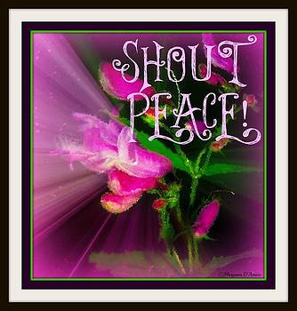 Maryann  DAmico - Shout Peace