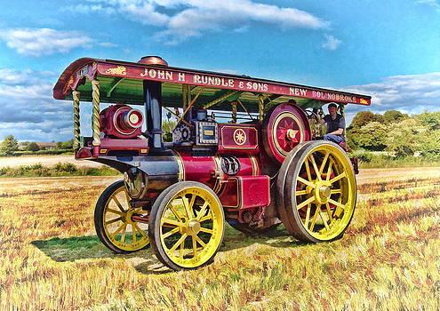 Paul Gulliver - Showmans Engine