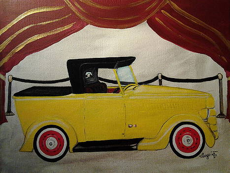 Showroom Classic by Edwina Sage Washington